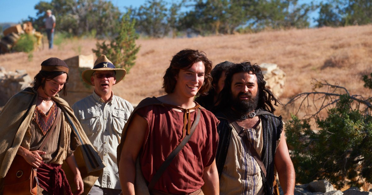 Production Begins on LDS Church-Produced Book of Mormon Videos