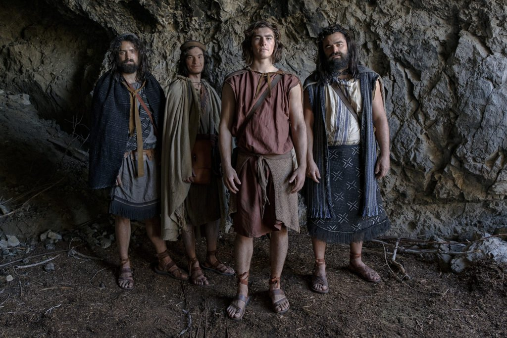 Nephi and Brothers