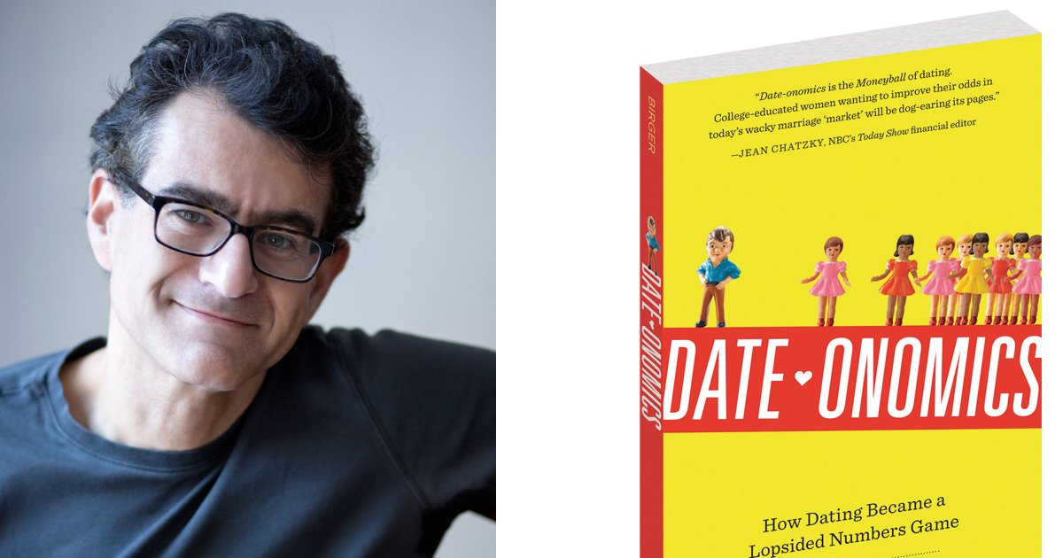 Episode #374 – Date-onomics with Jon Birger