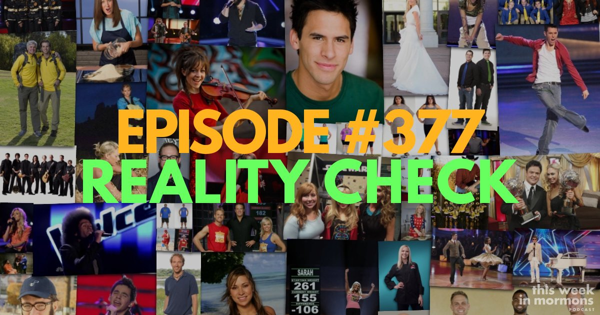 Episode #377 – Reality Check