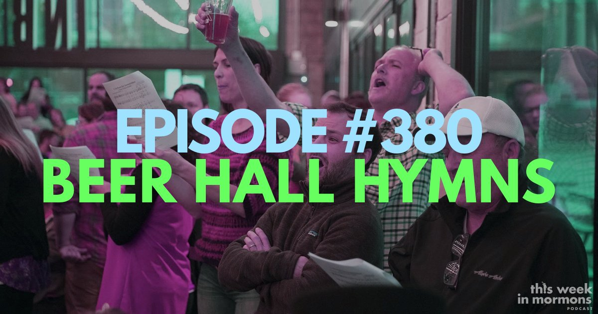 Episode #380 – Beer Hall Hymns