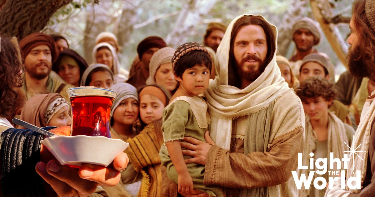 "#LightTheWorld Day 7: ""Suffer the Little Children to Come unto Me"""