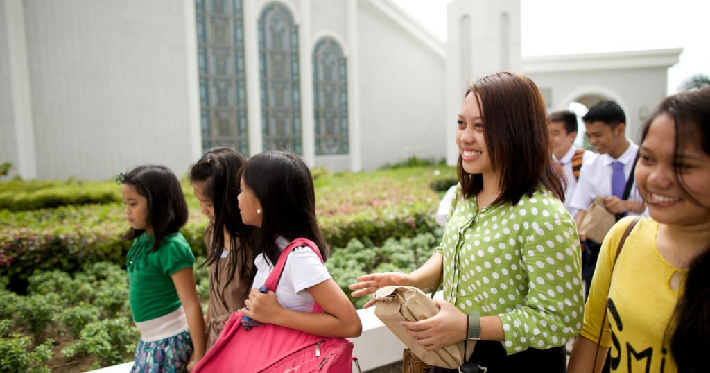 Mormon Church Changes Rules for Temple Baptisms, Allowing Male Youth ...
