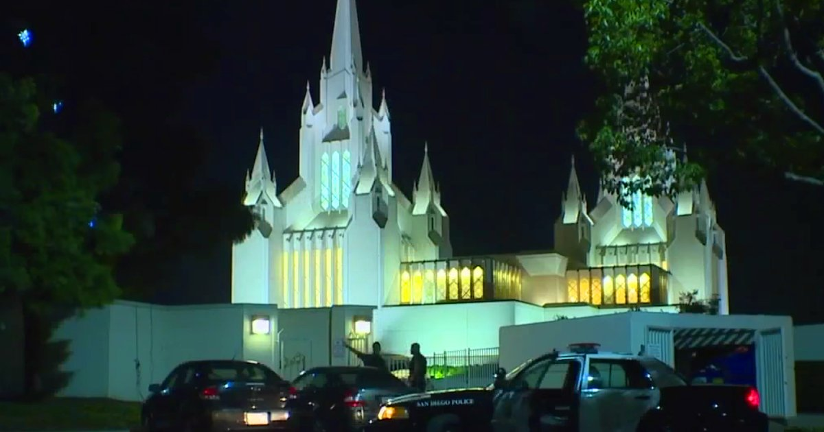 San Diego Mormon Temple Reportedly Threatened by Pro-ISIS Group, Police Descend