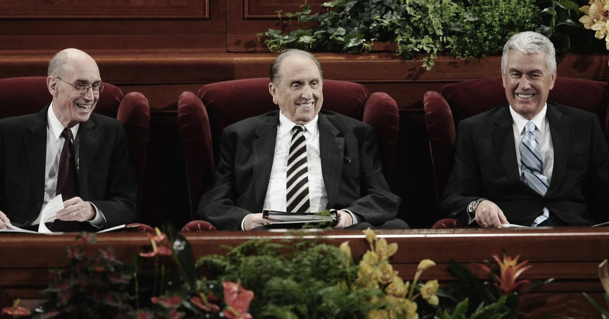When the Prophet Dies: Reorganizing the First Presidency