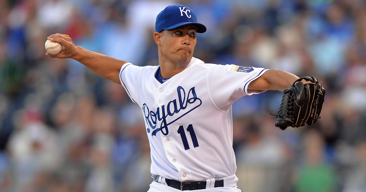 Former Major League Ballplayer Jeremy Guthrie Takes to a Different Kind of Field
