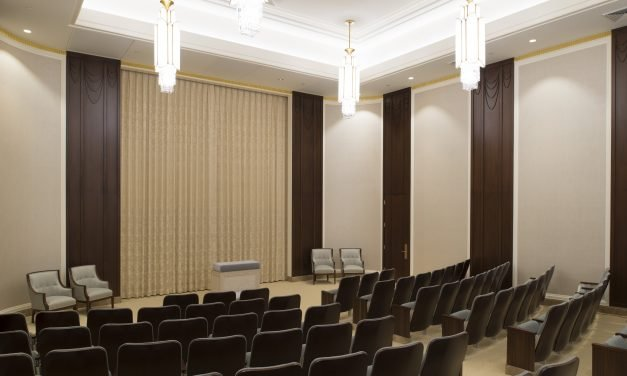 See Pictures of the Newly Renovated Jordan River Utah Temple