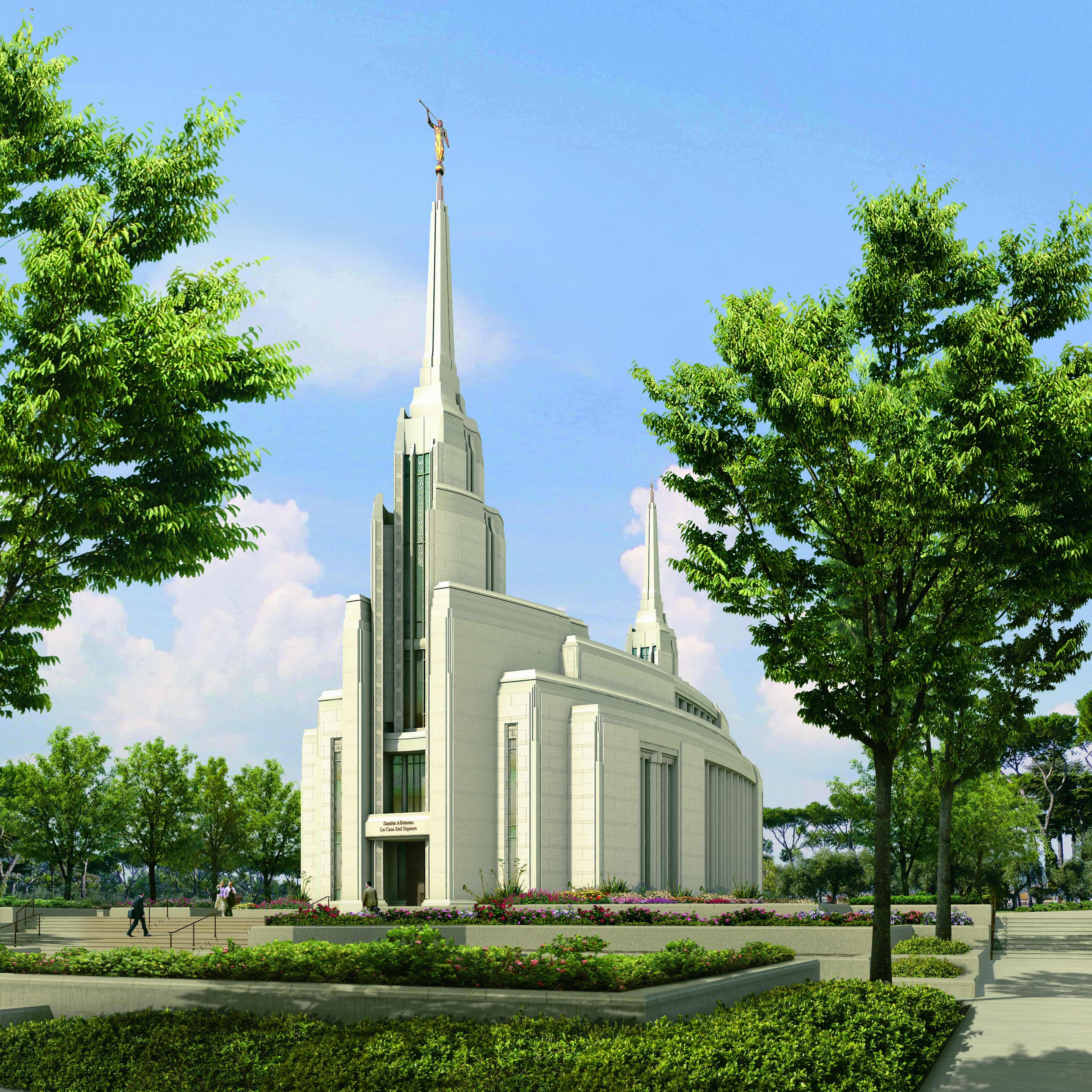 Rome-Italy-Temple-Rendering