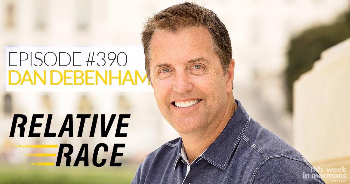 Episode #390 – Relative Race with Dan Debenham