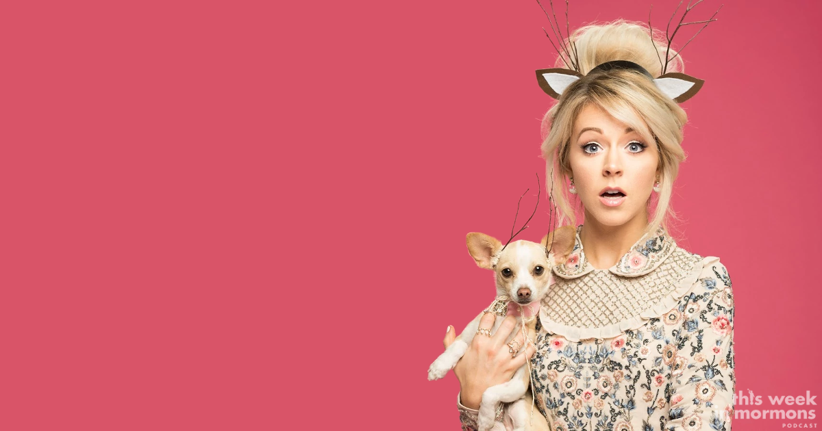 Episode #394 – Why Did You Break Up With Me, Lindsey Stirling?