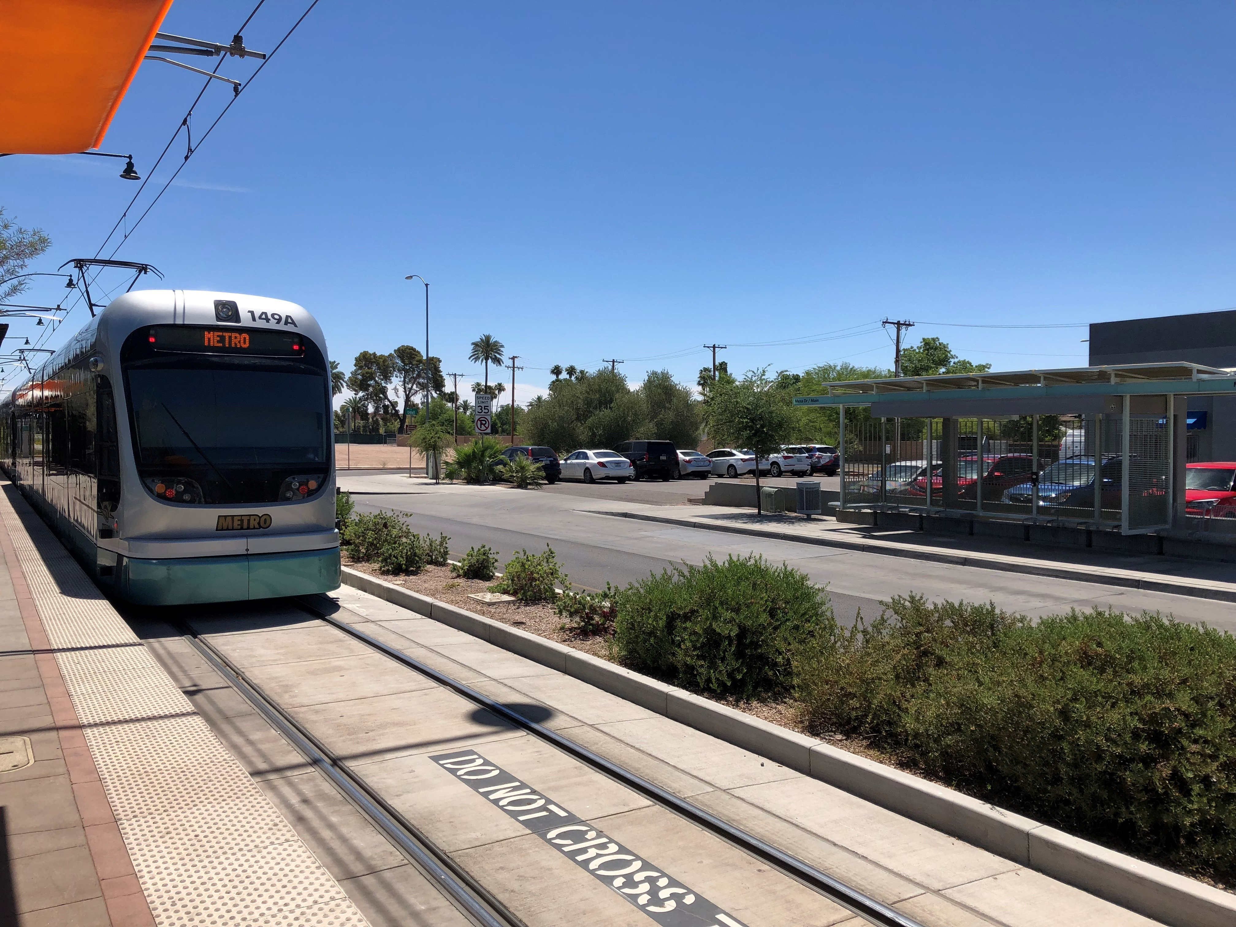Mesa Area Light Rail