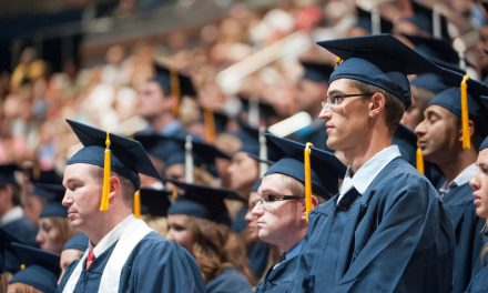 BYU To Consolidate Graduation Ceremonies Into One Annual Commencement
