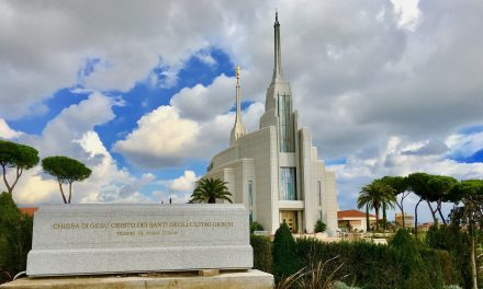 Open House Tickets for Rome Italy Temple Now Available
