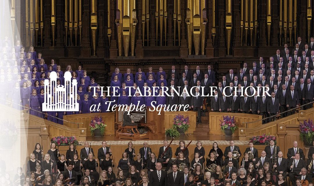 October Surprise: World Famous Mormon Tabernacle Choir to Change Its Name