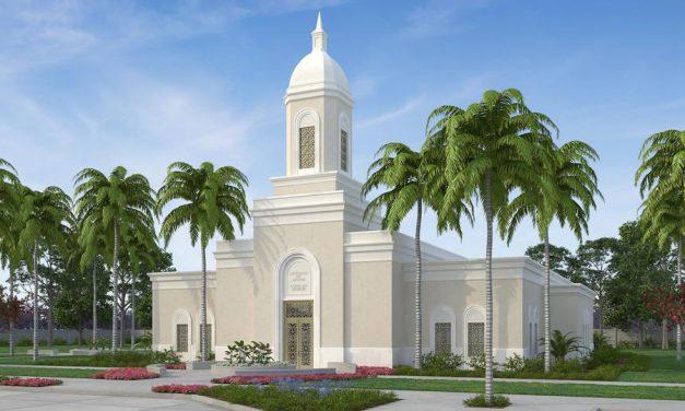 It's a Hat Trick! Groundbreaking Date Announced for Praia Cape Verde Temple
