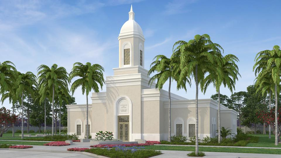 It's a Hat Trick! Groundbreaking Date Announced for Praia Cape Verde Temple