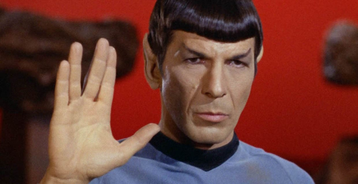 Episode #44 – Spock Represents the Lord