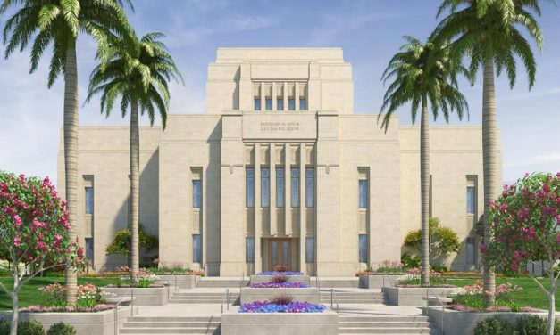 Church Announces Groundbreaking for Second Temple in Lima, Peru