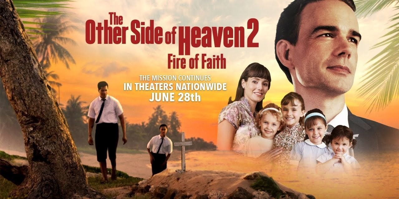 """The Other Side of Heaven 2"" Rated PG-13"