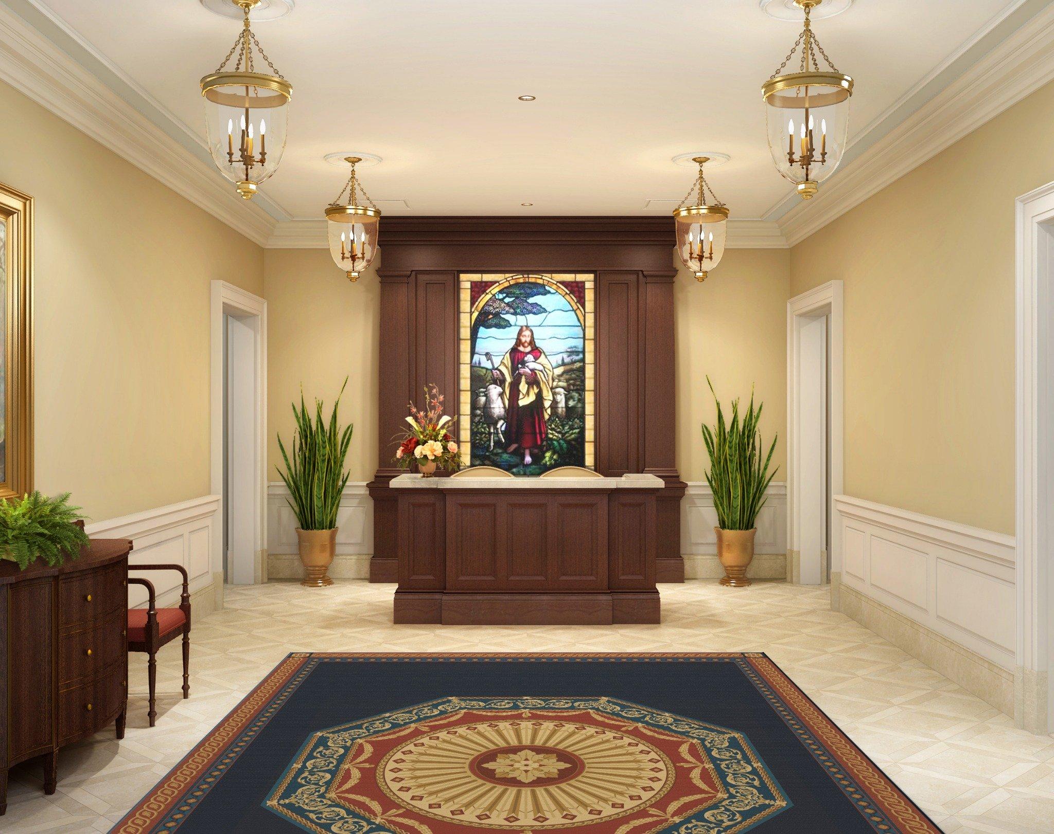 Richmond-Temple-Lobby