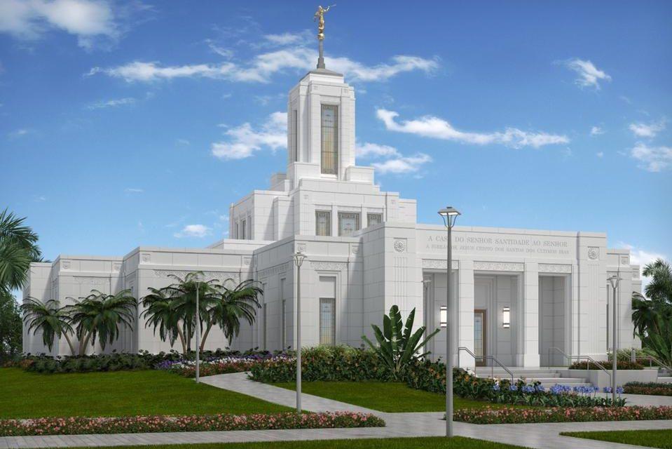 Groundbreaking Announced for the Belém Brazil Temple