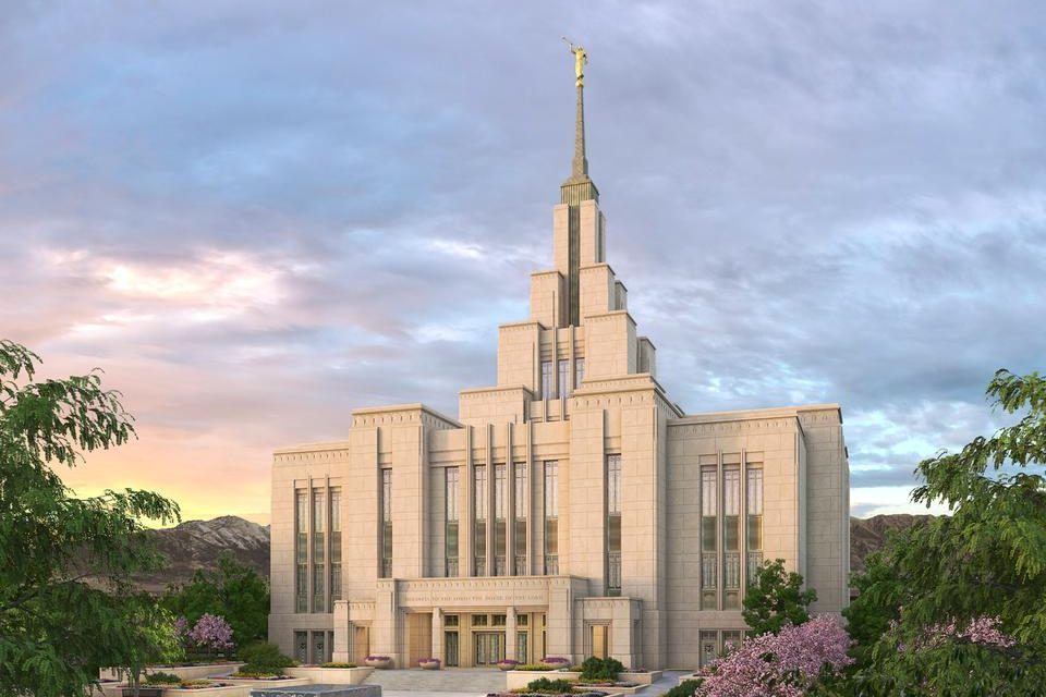 Groundbreaking Announced for Saratoga Springs Utah Temple