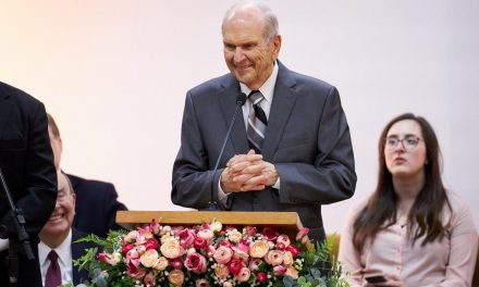 Expect New Temples and Announcements at October 2019 General Conference, says President Russell M. Nelson
