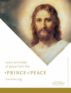 prince-peace-jesus-christ-easter-2017-lds-Poster